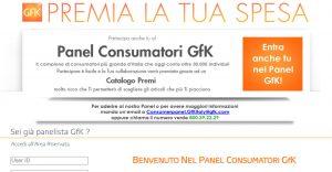 Guadagnare premi con GfK panel: opinioni e recensioni