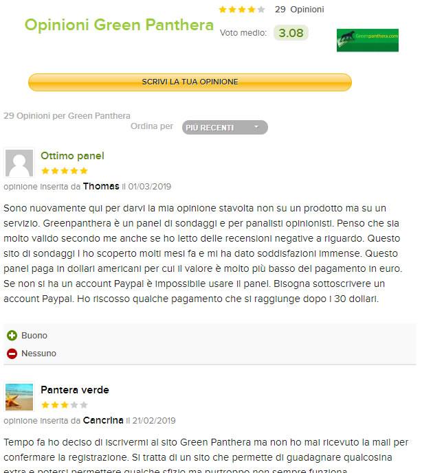 greenpanthera-recensioni