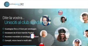 Online Panel NET: sondaggi e opinioni