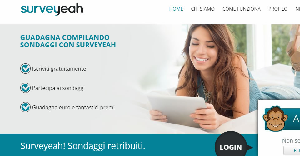 Surveyeah: le opinioni degli utenti e la nostra recensione completa