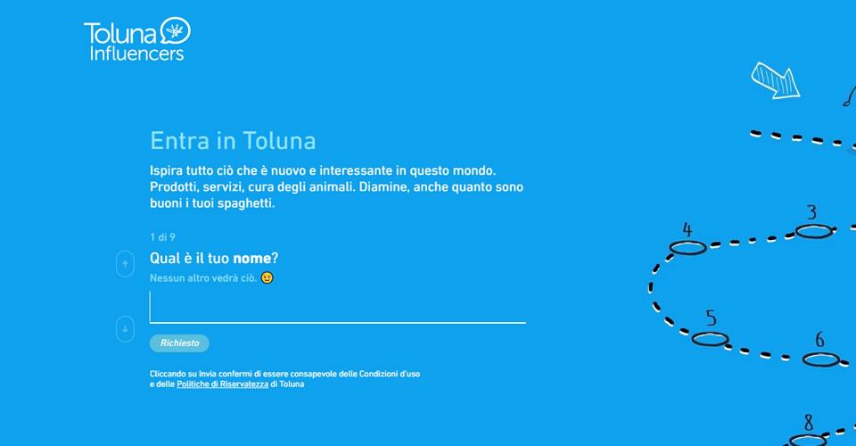 toluna-registrazione